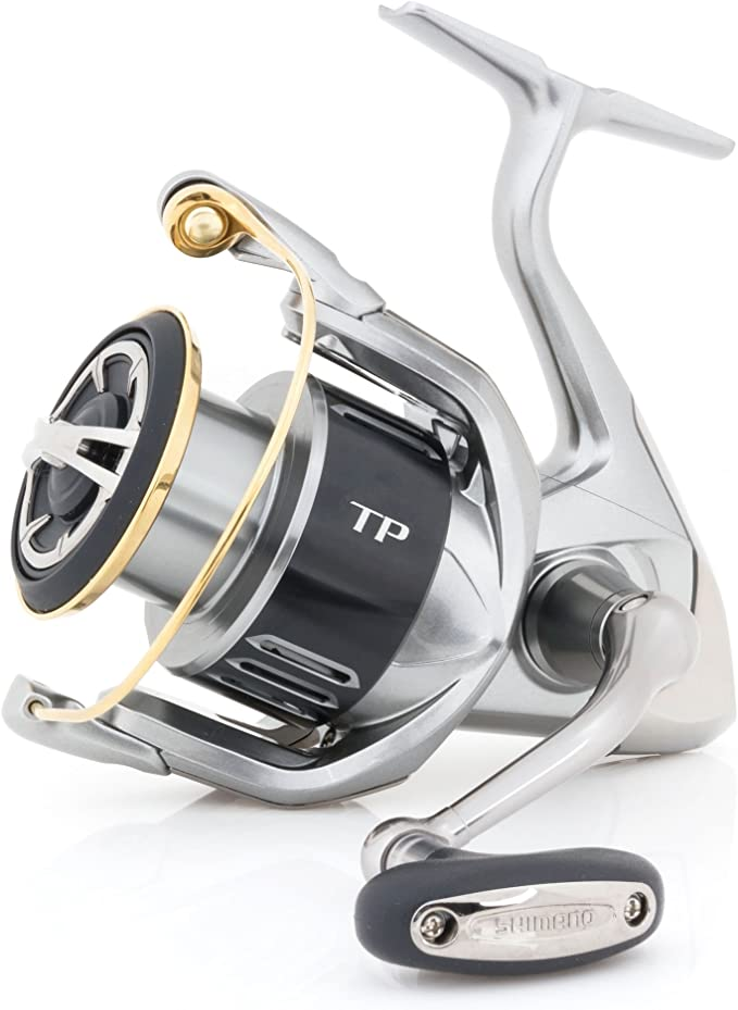 SHIMANO Carretes de Pesca Twin Power 2500 Bobina Shallow Spinning ...