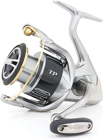 SHIMANO Carretes de Pesca Twin Power 2500 Bobina Shallow Spinning ...