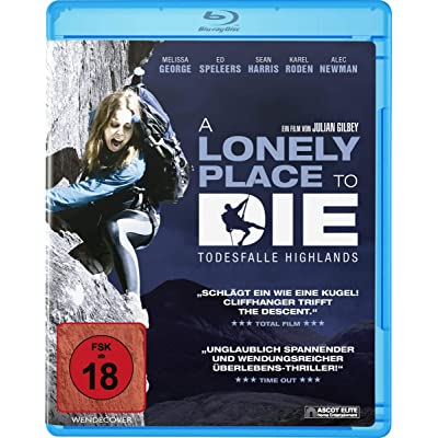 A Lonely Place to Die - Todesfalle Highlands [Blu-ray] [Alemania]