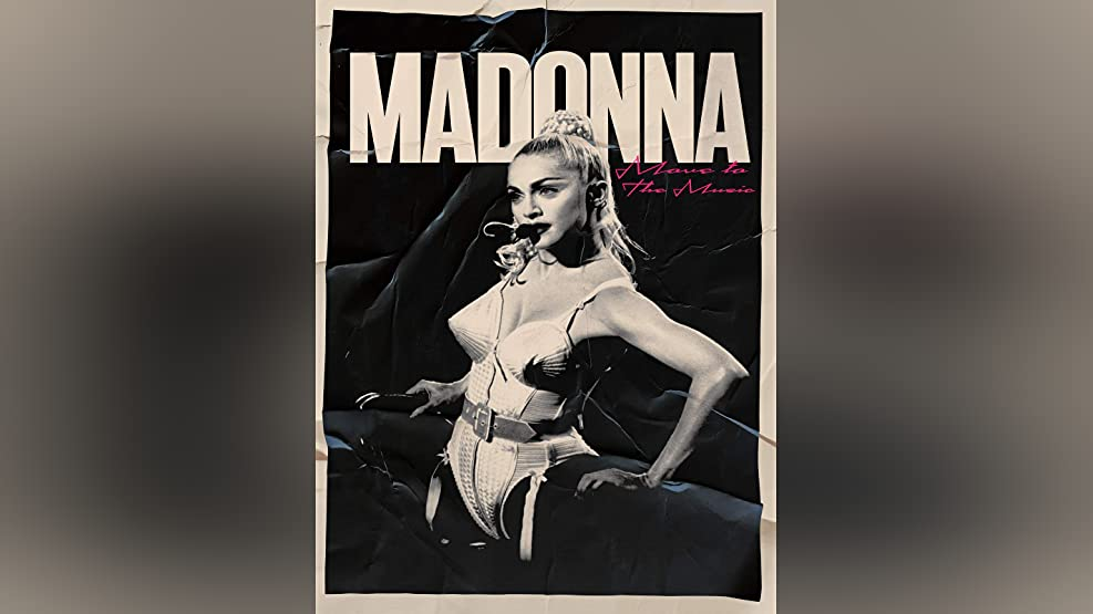 Madonna: Move to the Music