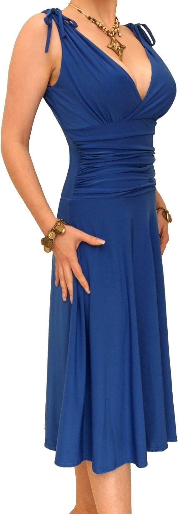 Blue Banana - Kleid im Griechischen Stil