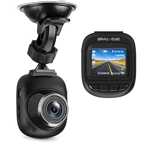 Amazon Com Small Eye Dash Cam Mini Car Camera Dvr Drive Recorder