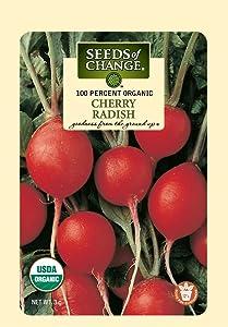Seeds of Change Certified Organic Cherry Belle Radish