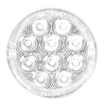 """GG Grand General 74889 Sealed Light (4"""" Prime+ White/Clear 14 LED): Automotive"""