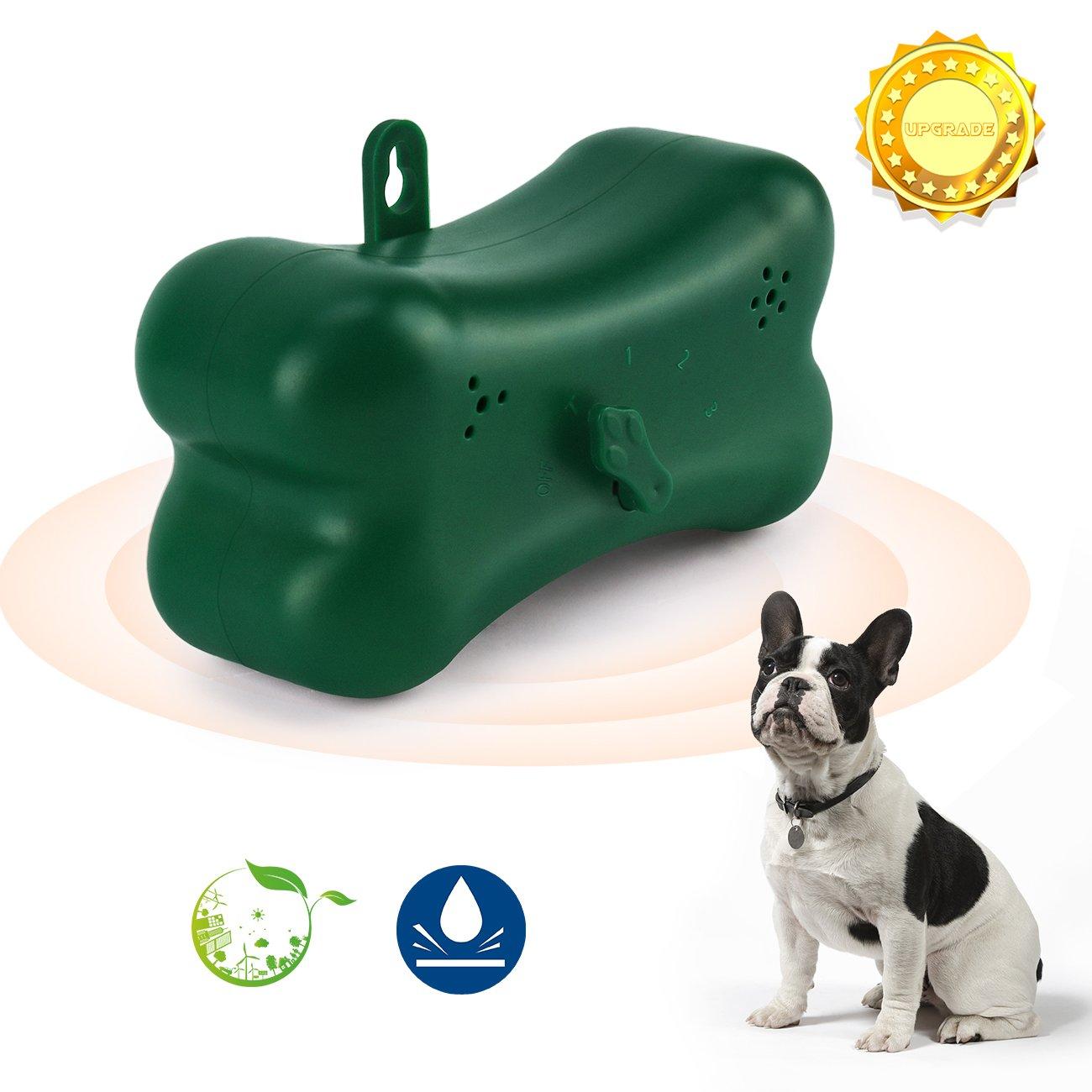 Bark Control Device, Zomma Mini Bark Control Device Indoor/Outdoor Anti Barking Ultrasonic Dog Bark Control Sonic Bark Deterrents Silencer Stop Barking, Dog Bark Control (UPGRADED)