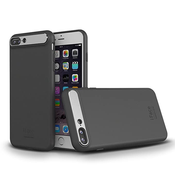 separation shoes 6c71c ff176 Amazon.com: iFace [New Generation] Slim TPU Case for iPhone 7 Plus/8 ...