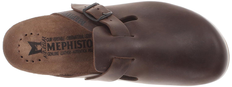 1d11bd0371e Amazon.com   Mephisto Men's Nathan, Dark Brown Scratch, 12 M US   Mules &  Clogs