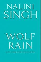 Wolf Rain (Psy-Changeling Trinity) Hardcover