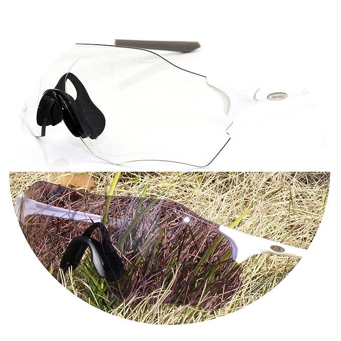 Amazon.com: Gafas de sol fotocromáticas con lente de auto ...