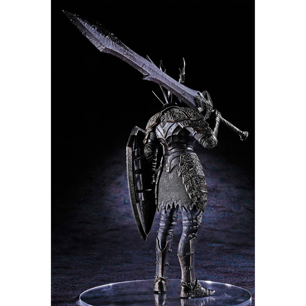 Good Smile Dark Souls Sculpt Collection Vol.3 Black Knight GOOD SMILE COMPANY SG/_B07D3MHHHR/_US