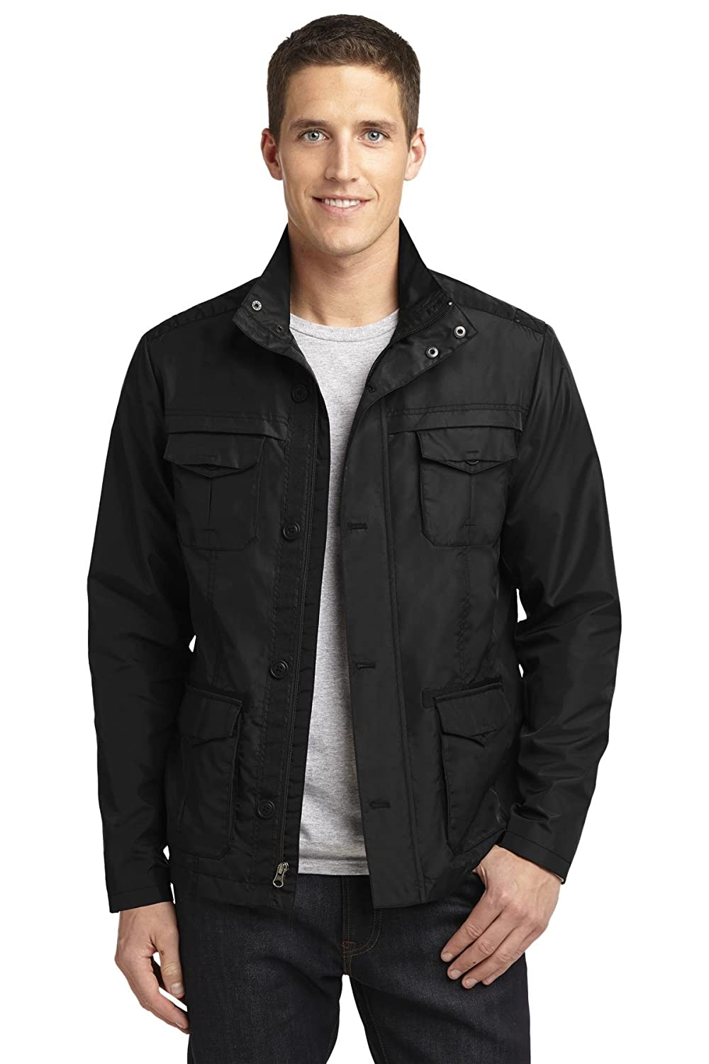 Port Authority Men's FourPocket Jacket