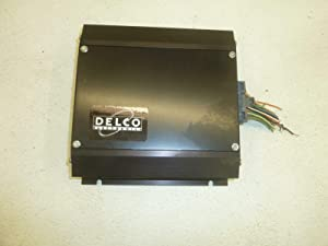 Morad Parts 98 Fits Buick Park Avenue 9 Speaker System Amplifier 16257124 IC 1335#18309