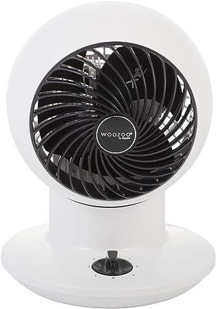 ris Ohyama, ventilador silencioso y compacto - Woozoo - PCF-SM12N ...