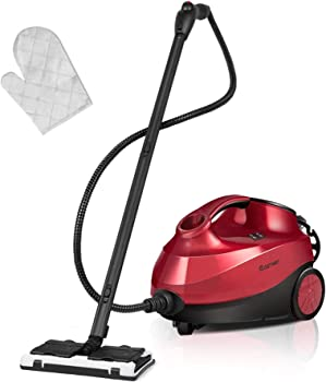 COSTWAY Trolley Commercial Steam Cleaner