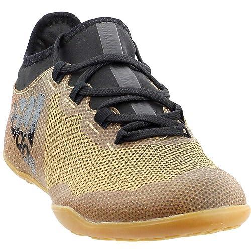 zapatillas adidas doradas