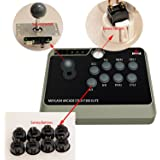 Mayflash アーケードスティック F300 Elite PS4/PS3/NEOGEO mini/XBOX ONE/XBOX 360/PC/Android/Nintendo Switch対応 [日本正規品]