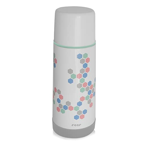 19 opinioni per Reer, Thermos in acciaio Inox, Bianco (weiß), 350 ml