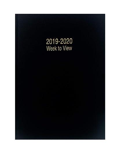 Precious London 2019-2020 - Agenda escolar (tamaño A4, vista ...