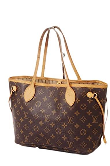 f7519c2af89 Louis Vuitton Monogramr Neverfull PM Authentic Tote Shoulder Bag ...