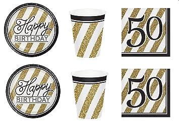 Party Store web by casa dolce casa Fiesta Cumpleaños 50 años ...