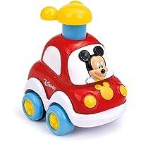 Clementoni 14392 Disney Baby Minik Bas-Bırak Arabalar