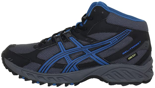 Shoes GEL Trekkingamp; Hiking Mens Schwarz ASICS MT TX Black TARGET G yYf6b7g