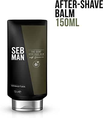SEB MAN The Gent Moisturising After-Shave Balm, 150ml