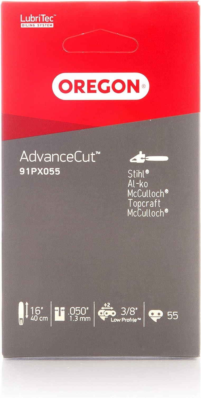 MCCulloch Alpina 30 cm 3//8 1,3 44 2 x Sägekette passend für Stihl Kettensägen