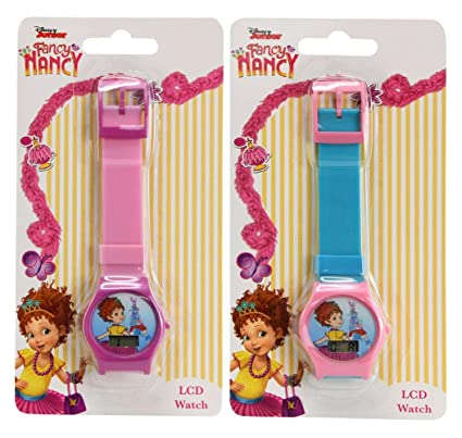 Amazon.com: Disney Junior Fancy Nancy Graphic Girls Digital ...