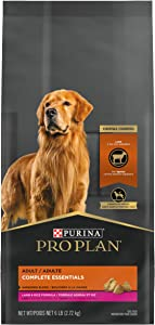 Purina Pro Plan With Probiotics Shredded Blend High Protein, Digestive Health Adult Dry Dog Food (Packaging May Vary)