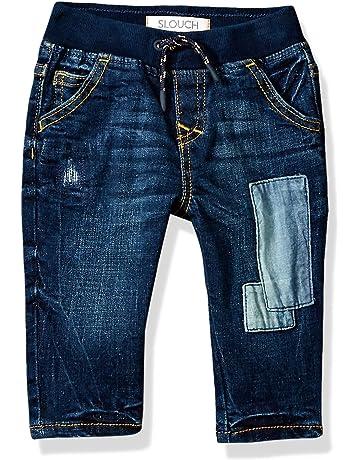 Pantalones De Mezclilla Para Bebes Nino Amazon Com Mx