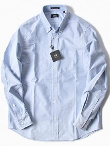Oxford Buttondown Shirt 111-13-5494: Blue