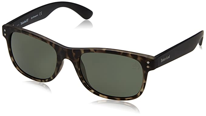 Timberland Sonnenbrille TB9063 5398R Gafas de sol, Marrón ...
