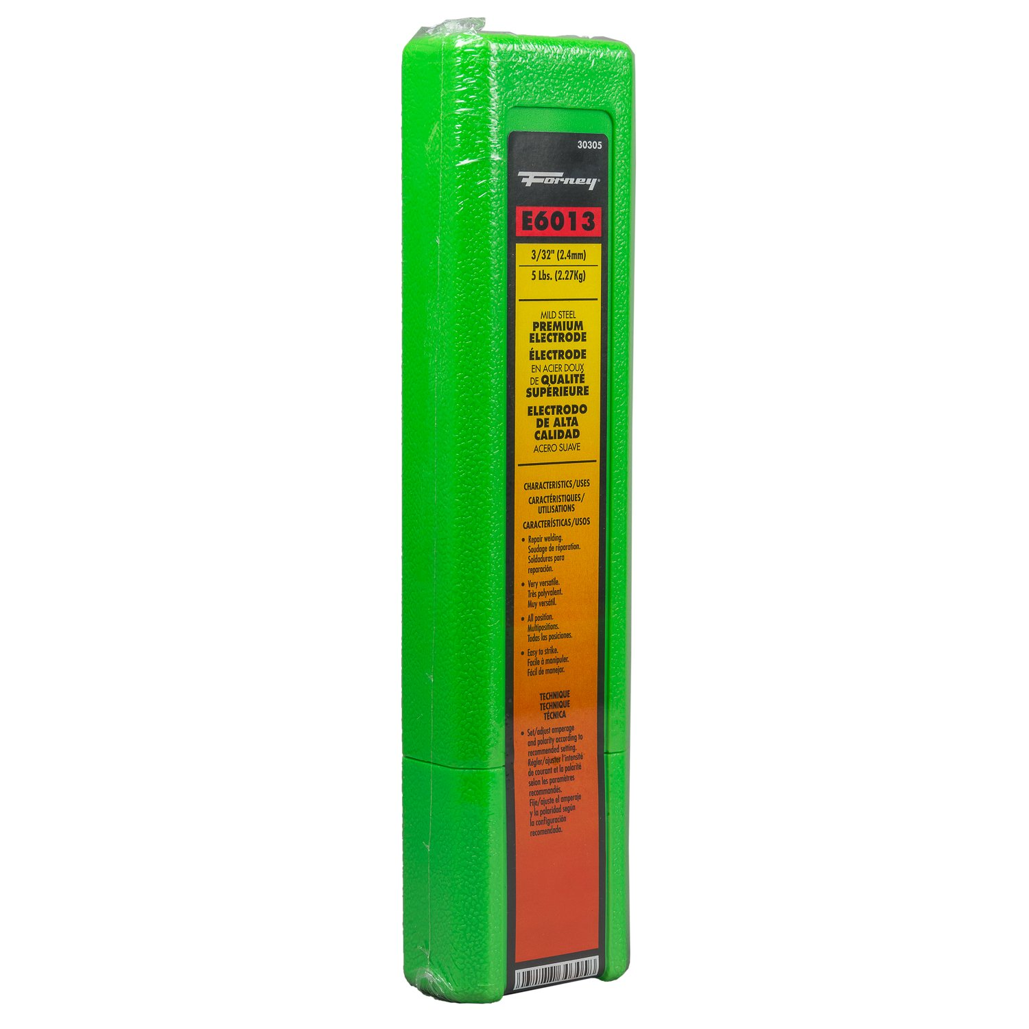 Forney 30301 E6013 Welding Rod, 3/32-Inch, 1-Pound product