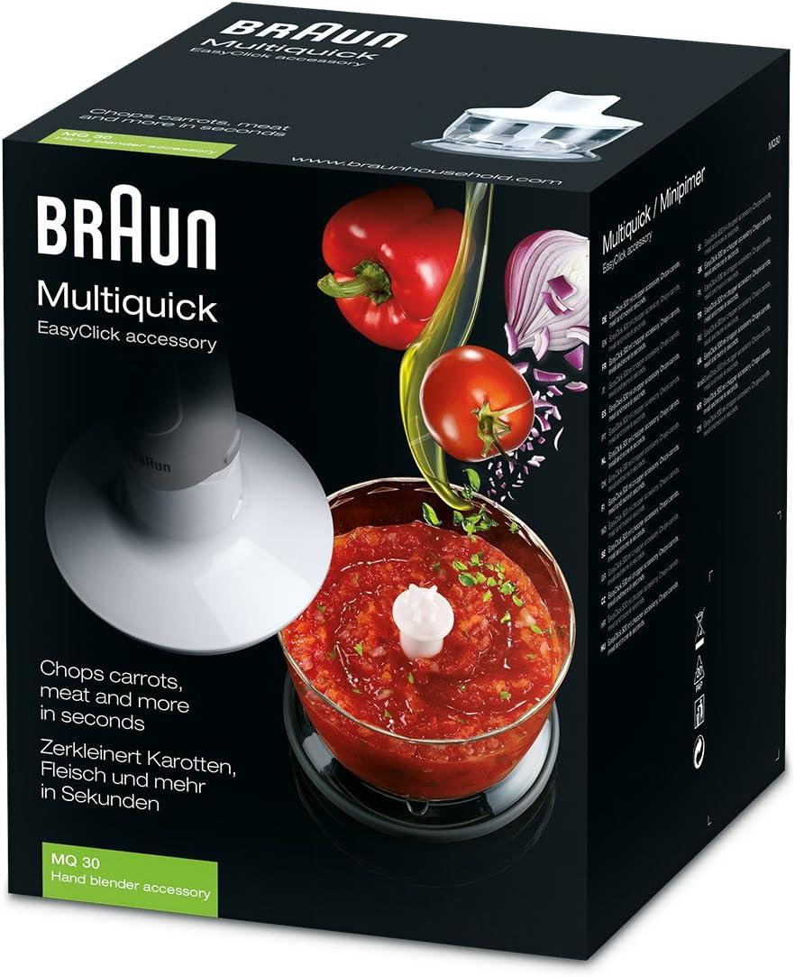 Braun MQ 30 Accesorios de licuadora, base antideslizante, con ...