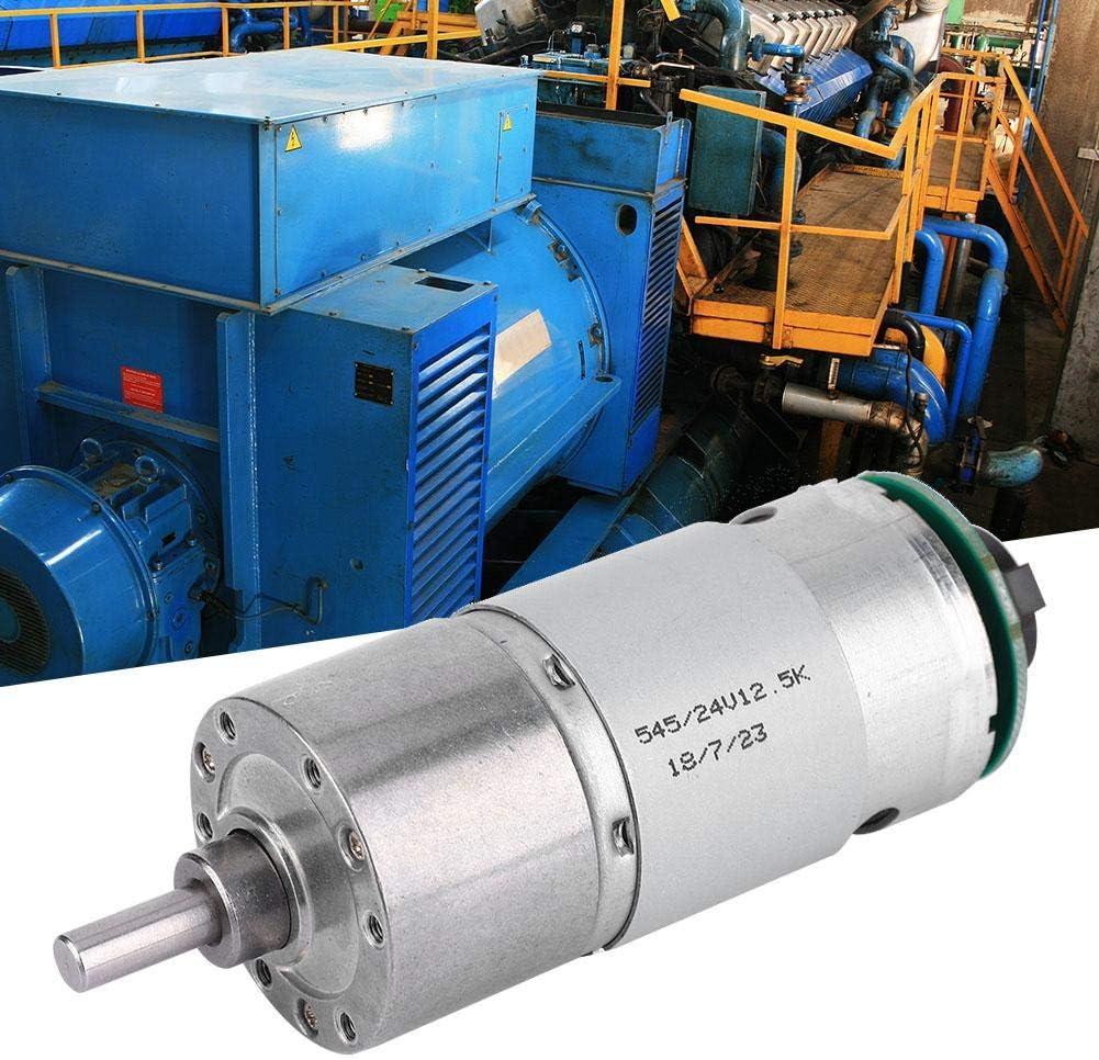 Large Torsion Motor with Encoder 10~1500 RPM Speed PBZYDU 12//24V Power Speed Gear Motor 24V-500