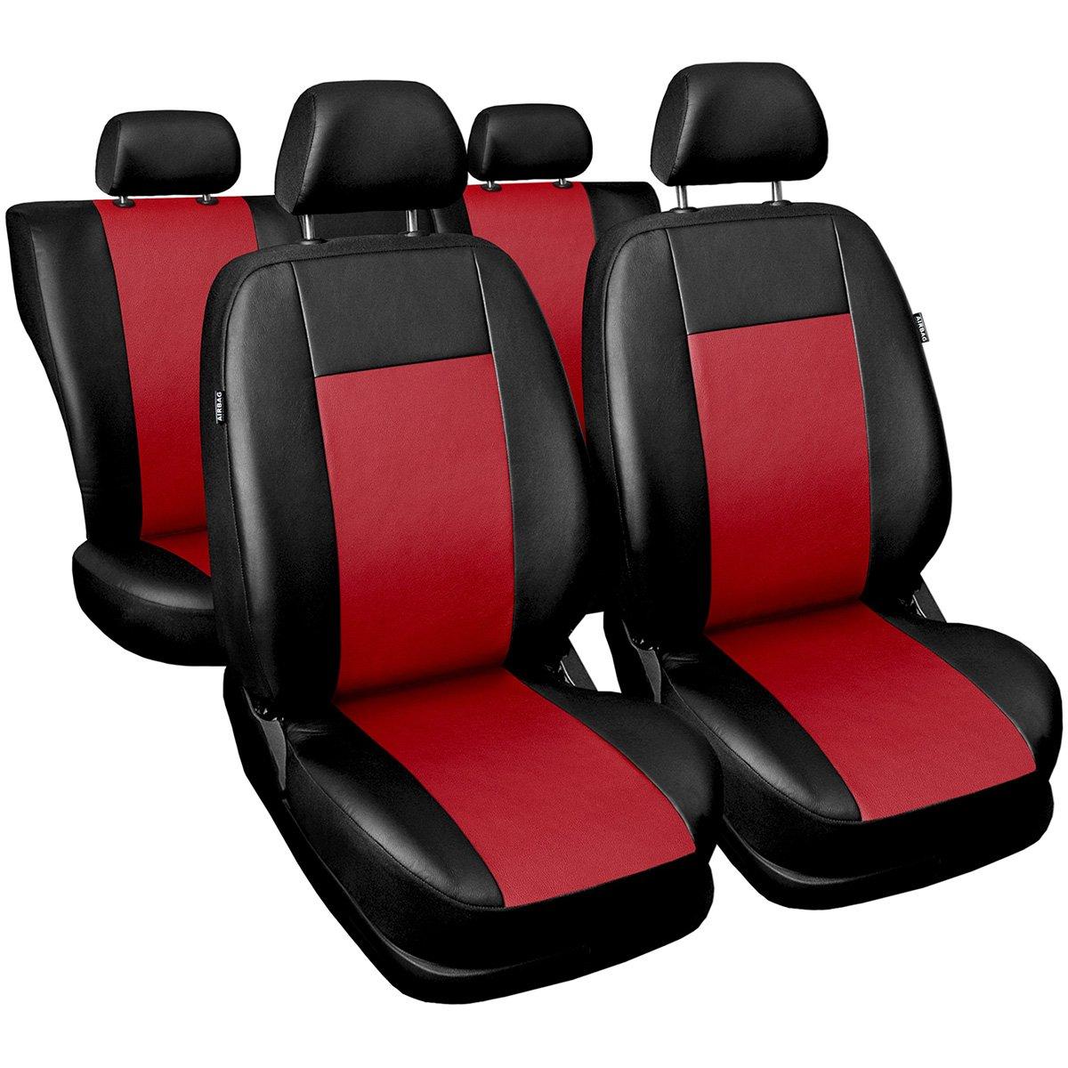 5902538303330 Similpelle CM-RD Universale Set Coprisedili Auto