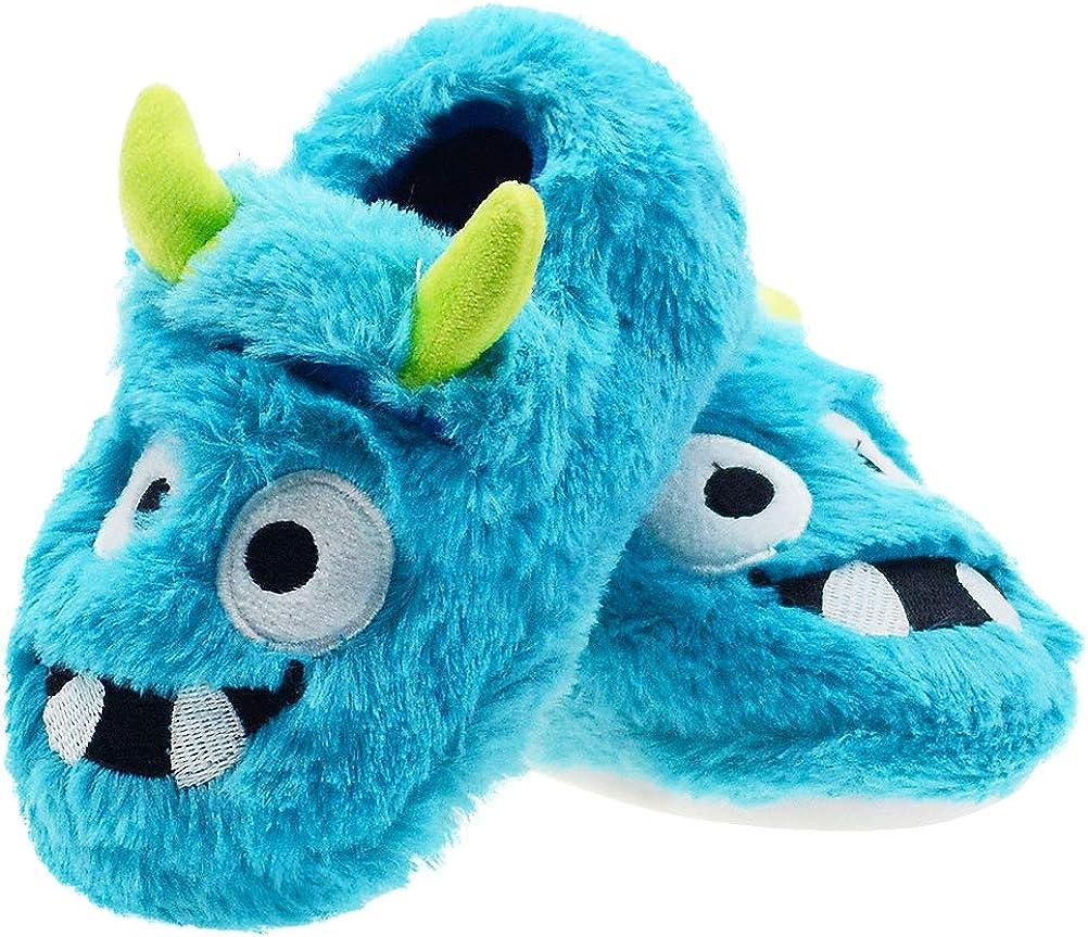 LA PLAGE Boys Slippers Monster