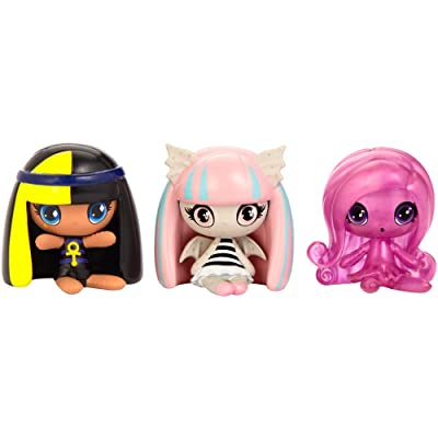 Monster High Minis #4 Toy Figure (3 Pack): Toys & Games