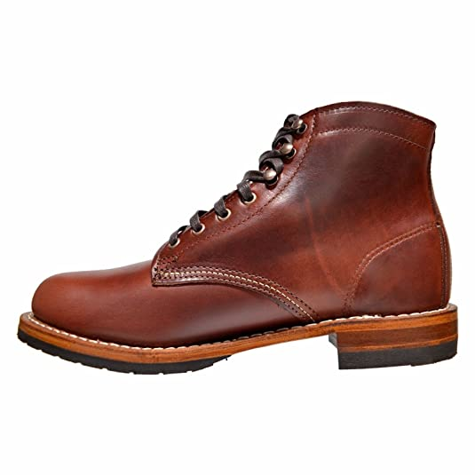 Wolverine 1000 MileEVANS - Lace-up boots - brown nLCmkGmHsH