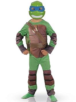 Rubies – Decoración – Panoplie Luxe Tortuga Ninja con máscara y pasamontañas