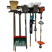 Omni Tool Storage Rack - Max | Wall Mount Tools Home & Garage Storage System | Steel Gear Hanger