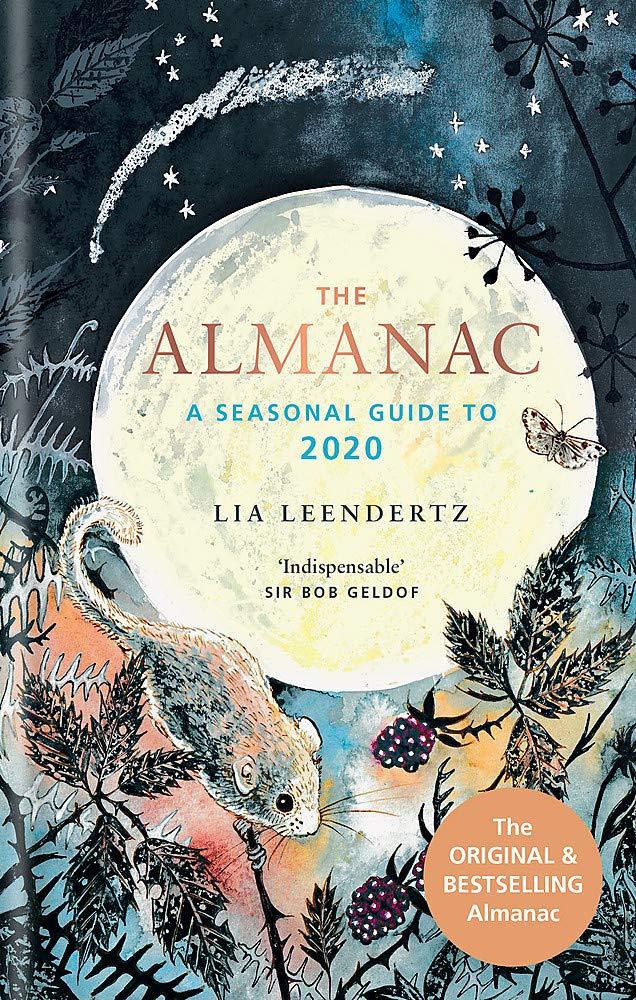 Best Selling Books 2020.The Almanac A Seasonal Guide To 2020 Amazon Co Uk Lia