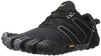 Vibram FiveFingers Damen V-Trail Traillaufschuhe, Gelb (Yellow/Black), 37 EU
