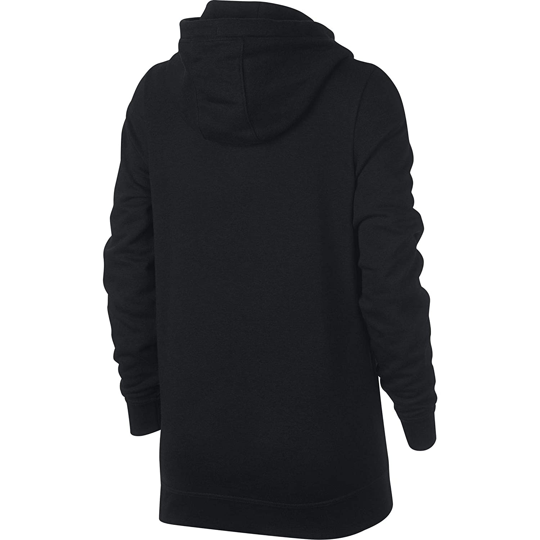 6ff896bba1 Amazon.com  Nike Women s Sportswear Funnel-Neck Fleece Hoodie  Sports    Outdoors