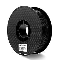 Filament d'imprimante 3D Meterk® PLA Matériel/1.75mm/1KG (Noir)
