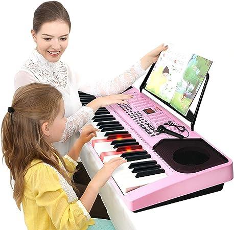QPPWJ- Los Niños De Piano, Teclado De Piano con La Función De ...