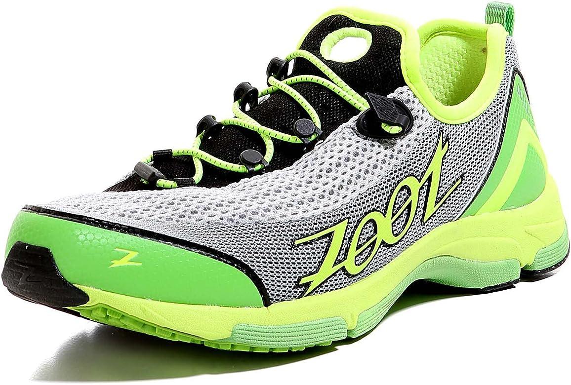 Zoot - Zapatillas de Running de Tela para Hombre Grau Negro Size ...