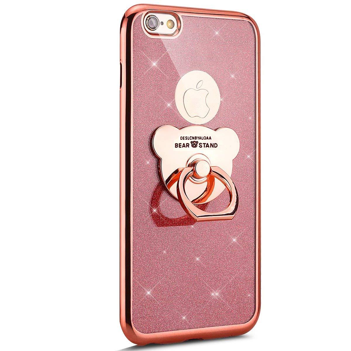 Surakey Cover iPhone 5S Ultra Sottile e Morbida Custodia Silicone