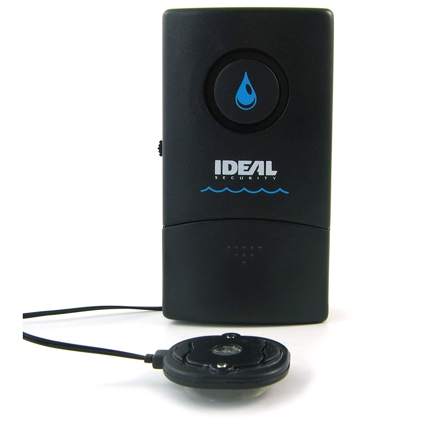 Ideal Security Inc. SK606BL Flood Water and Overflow Alarm, Black